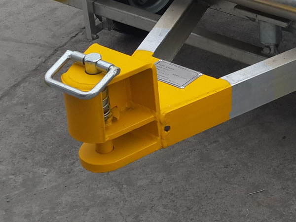 HD-P011604 LD3 Air Cargo Container Dolly