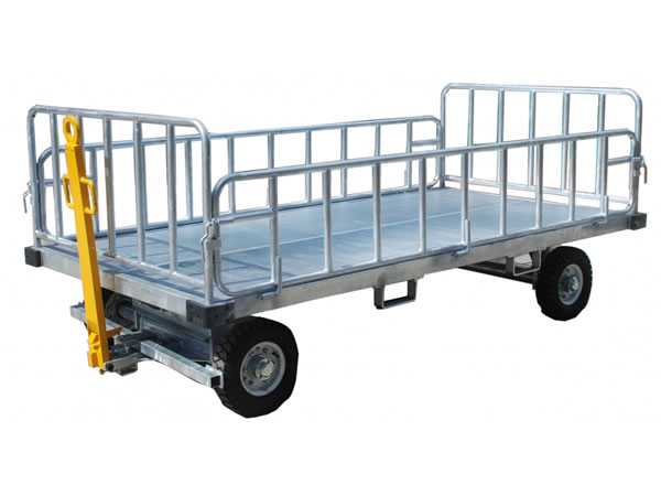 ce004a22d926 Open Baggage Cart | Baggage Handling Equipment Supplier | Orientitan